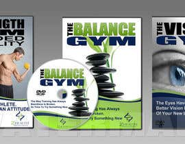 #9 untuk 3 DVD Suite Design for Z-Health Performance Solutions, LLC oleh Formlessub