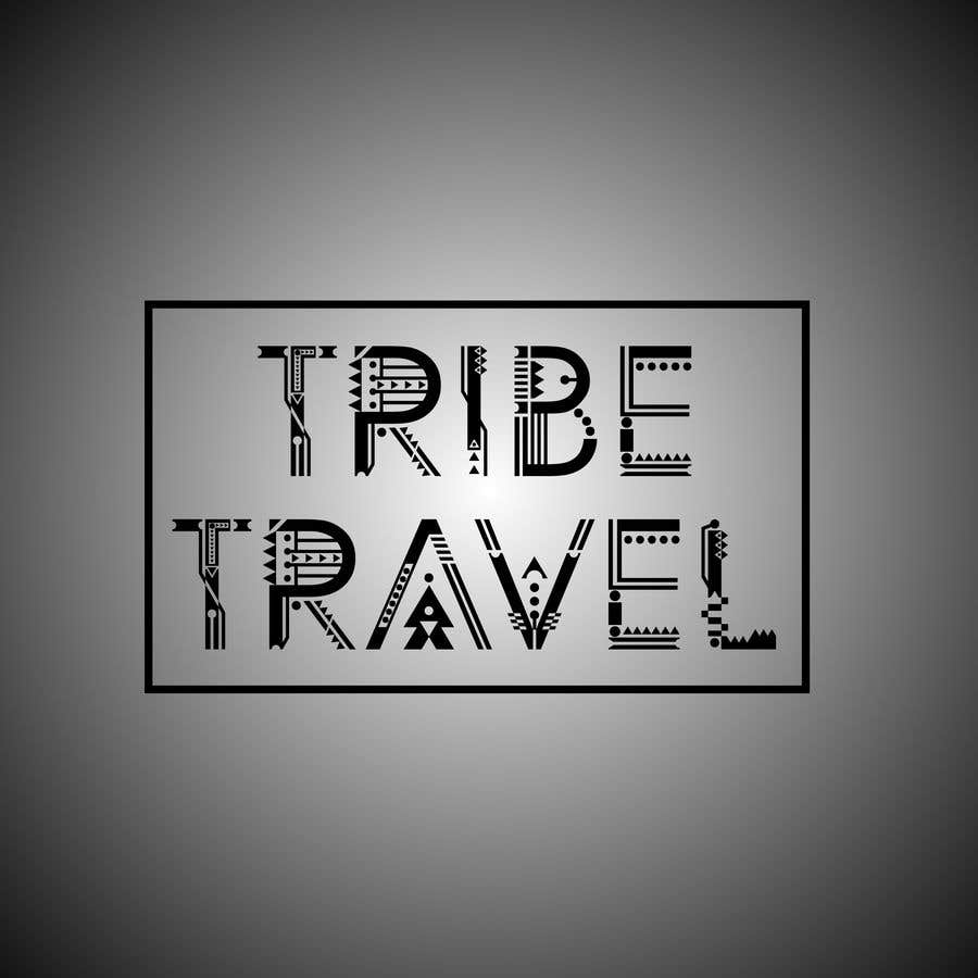 Contest Entry #                                        2                                      for                                         Tribe Travel Logo