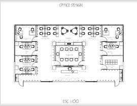#20 for Office interior design by davidvaldez
