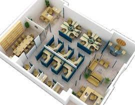 #23 for Office interior design by Arkhitekton007