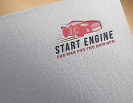 #35 for Car Magazine Logo with the name:  Start Engine by Najak