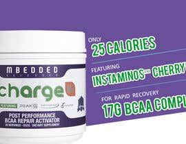 #18 for Charge Nutrition Banner by sftechnologies