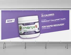 #15 for Charge Nutrition Banner by RAMRAMI