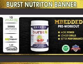 nº 21 pour BURST NUTRITON BANNER par aly412