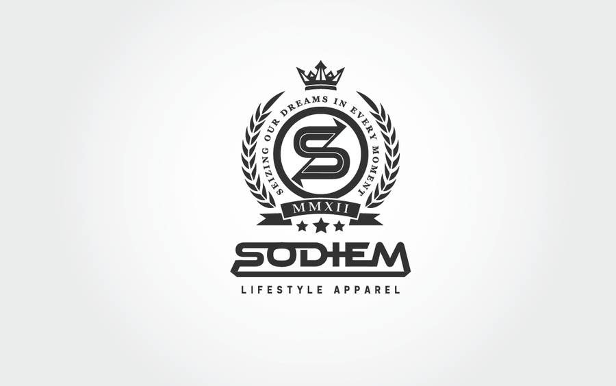 #270 for Logo Design contest for Sodiem Lifestyle Apparel by michelangelo99