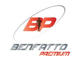 "#47 untuk Logo Design for new product line of Benfatto food and wellness supplements called ""Benfatto Premium"" oleh zafrianam"