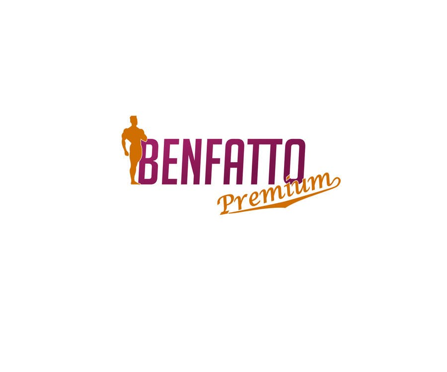 "Contest Entry #26 for Logo Design for new product line of Benfatto food and wellness supplements called ""Benfatto Premium"""