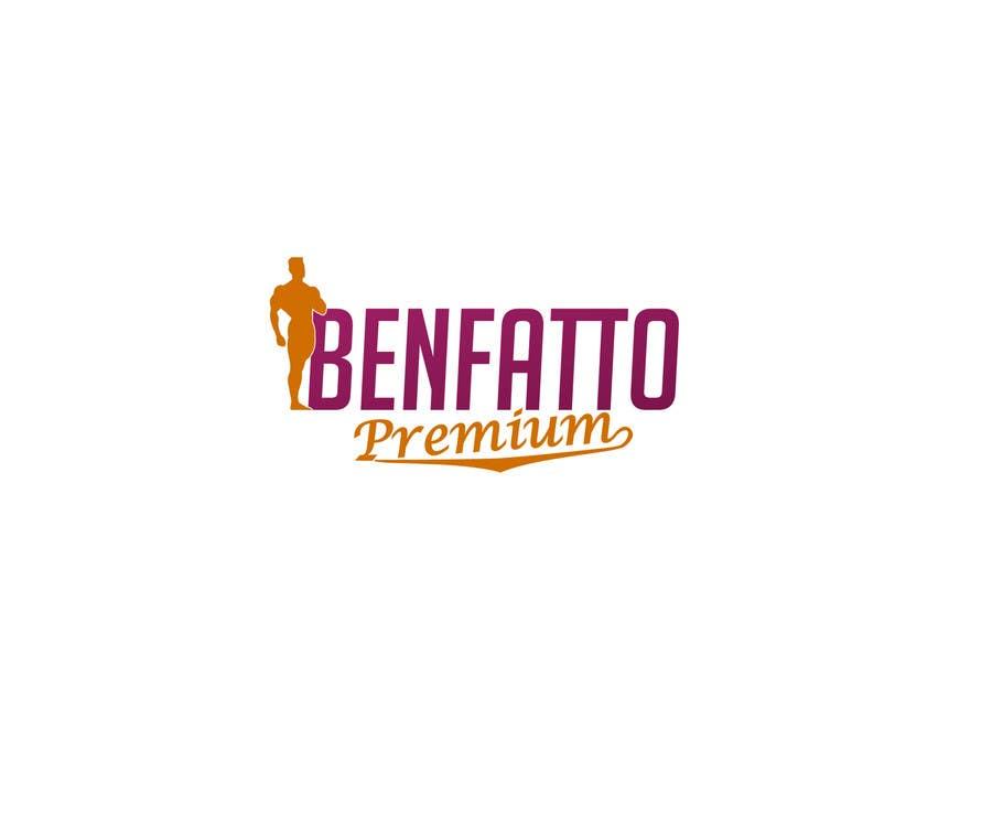 """Inscrição nº                                         27                                      do Concurso para                                         Logo Design for new product line of Benfatto food and wellness supplements called """"Benfatto Premium"""""""