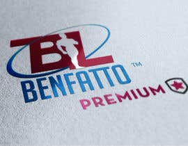 "#119 untuk Logo Design for new product line of Benfatto food and wellness supplements called ""Benfatto Premium"" oleh BrunoLobo"
