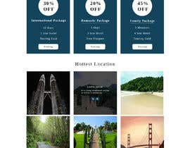 #10 for build me a website for tours and travel by minhajulfaruquee
