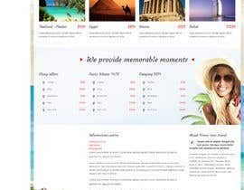 #26 for build me a website for tours and travel by KaushalRShah