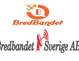 #28 for Designa en logga for our new company called Bredbandet by Miraz12345