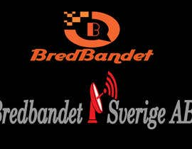#30 for Designa en logga for our new company called Bredbandet by Miraz12345