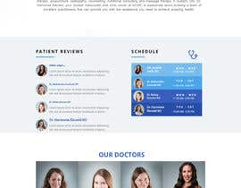 #8 for Create a landing page for naturopathic doctors at NCMC by AndITServices