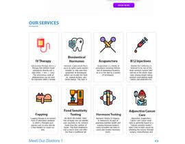 #14 for Create a landing page for naturopathic doctors at NCMC by AndITServices