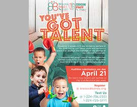 #20 for Design a Flyer - Talent Show by ephdesign13