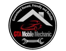 #28 for Modern Logo Design for my Mobile Automotive Mechanic shop by ArticsDesigns