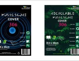 #6 for Packaging Designs for 2 Music Score Covers by sujit325