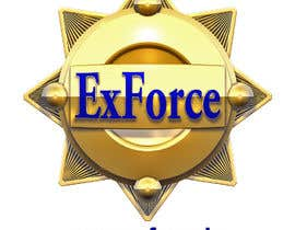 #17 untuk I want a logo completed for ex law enforcement. I want it to resemble a badge but to say ExForce in the middle of the badge. I want it to be as real as possible so 3d. oleh sechavia