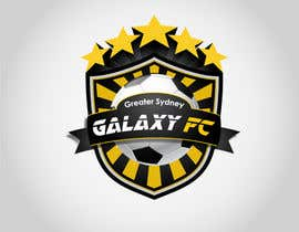 nº 64 pour Design a Logo for Greater Sydney Galaxy par IvanNedev