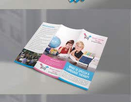 #18 for Design Brochure - Speech Therapist by meenastudio