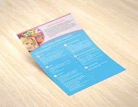 #8 for Design Brochure - Speech Therapist by nilow