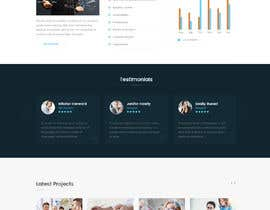 #15 for Website content development for a new consulting business by FirstCreative