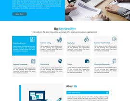 #13 for Website content development for a new consulting business by techiesways