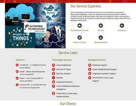 #27 for Website content development for a new consulting business by santoshsinh