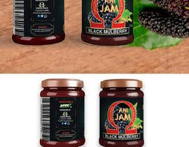#26 cho Create Print Label for Omega Foods Jam Jar and cans bởi mariamsadia09