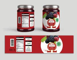 #30 cho Create Print Label for Omega Foods Jam Jar and cans bởi nilow