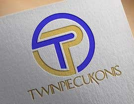 #99 for An Unforgettable LOGO for the name TwinPiecukonis by mouhammedkaamaal
