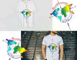 #27 for Design a Travel Tee Shirt by scientisthasib