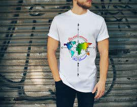 #31 for Design a Travel Tee Shirt by scientisthasib