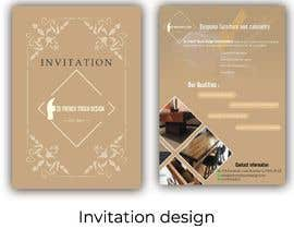 #13 cho Shop opening invitation for furniture shop bởi TH1511