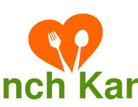 #146 for Create a compelling, standout logo for Lunch Karma by darkavdark