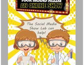 #12 untuk Create a Comic Book style Marketing Flyer oleh syedhoq85