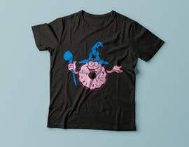 #51 for Redesign this Donut Image for a t-shirt by Exer1976