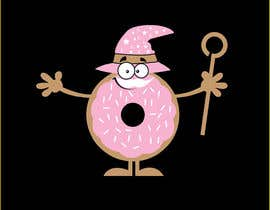 #53 for Redesign this Donut Image for a t-shirt by fiq5a69f88015841