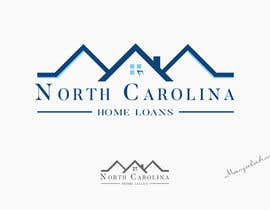 #26 for Design a Logo for North Carolina Home Loans by manjalahmed