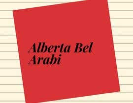#23 for build me a logo and top page and bottom page for an arabic newspaper with the name : Alberta Bel Arabi (البرتا بالعربي) by rozilazaini11