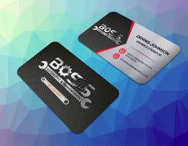 #60 for Business Card Design by Sabbir888