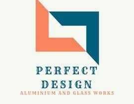 #6 for Design a Logo for Aluminium & Glass Workshop by Elmir31