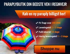 #6 for Design new banners for umbrella shop by biswajitgiri