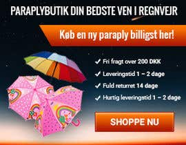 #10 for Design new banners for umbrella shop by biswajitgiri