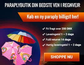#11 for Design new banners for umbrella shop by biswajitgiri