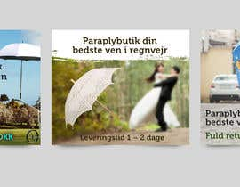 #3 for Design new banners for umbrella shop by motivated83