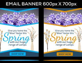 #10 for Design a Banner For a Email Campaign by owlionz786