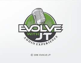 """#83 for Podcast LOGO design for """"The EVOLVE with JT Audio Experience"""" by SubramanianCM16"""