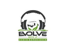 """#56 for Podcast LOGO design for """"The EVOLVE with JT Audio Experience"""" by dandrexrival07"""